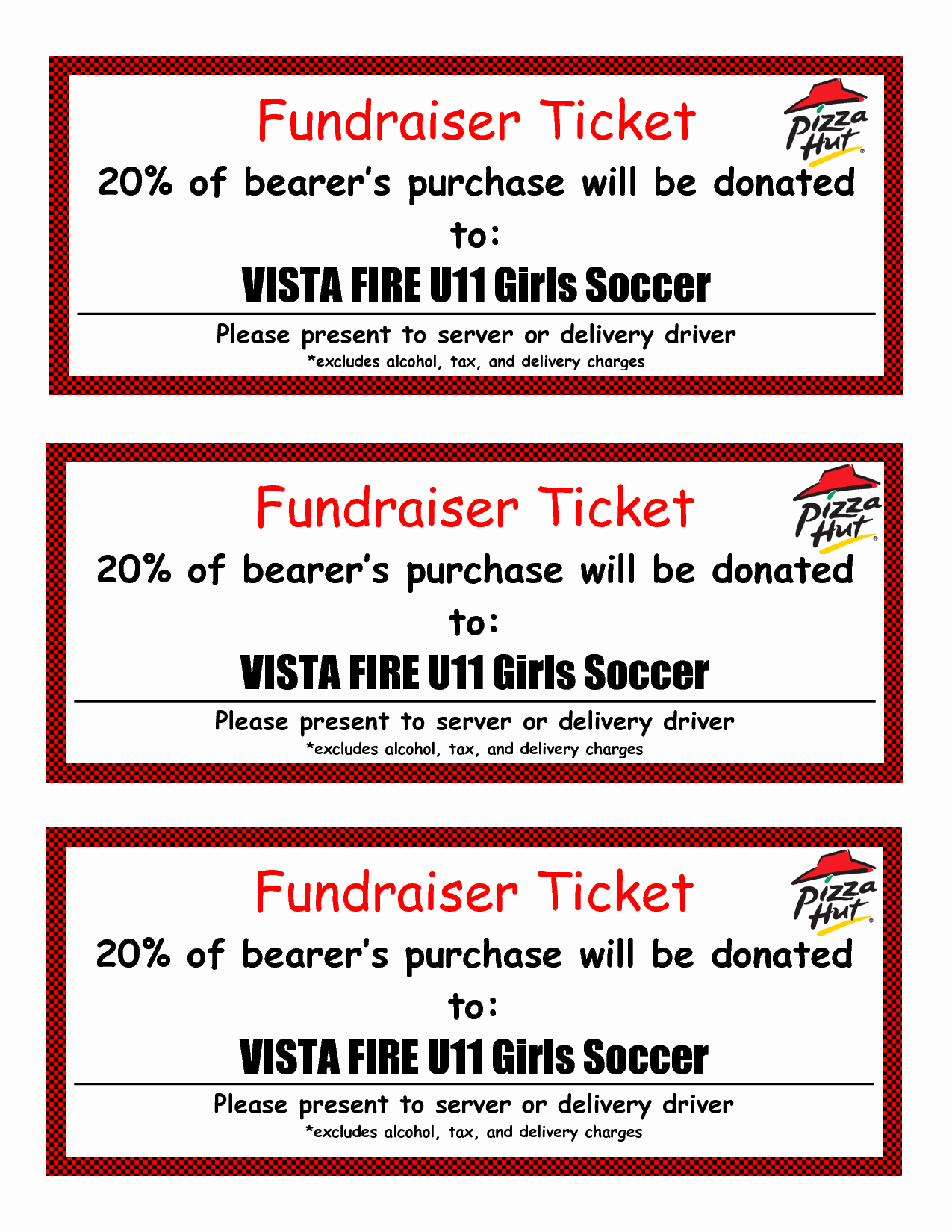 Fundraiser Ticket Template Free Lovely 8 Best Of Bbq Tickets Template Chicken Bbq Ticket