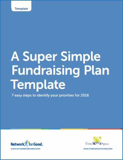 Fundraising Campaign Plan Template Beautiful Network for Good