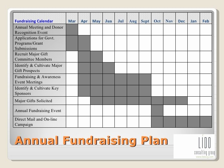 Fundraising Campaign Plan Template Fresh Planning Your Way to Fundraising Success