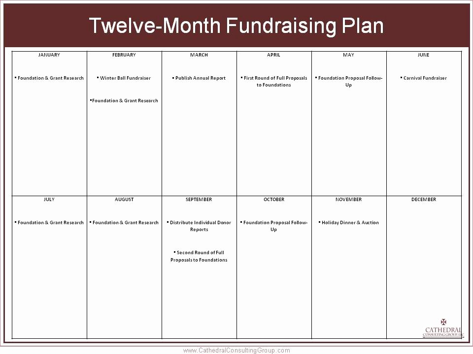 Fundraising Development Plan Template Beautiful Fundraising Development Plan Template Giving Tuesday