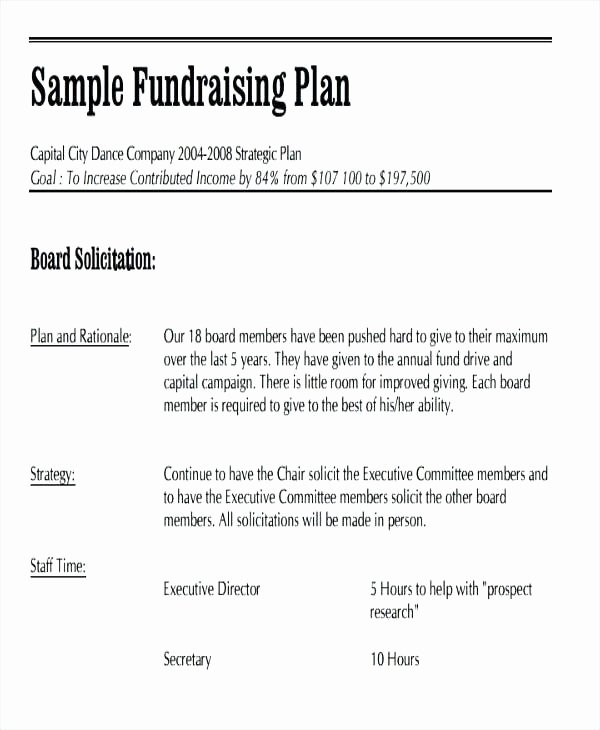 Fundraising Development Plan Template Fresh Annual Development Plan Template – Hydrellatonefo