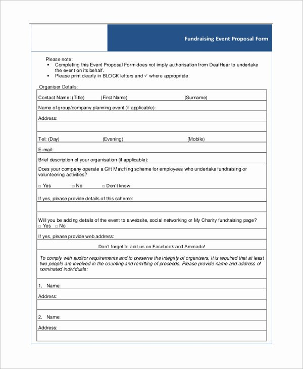 Fundraising event Planning Template Beautiful Fundraising Plan Templates