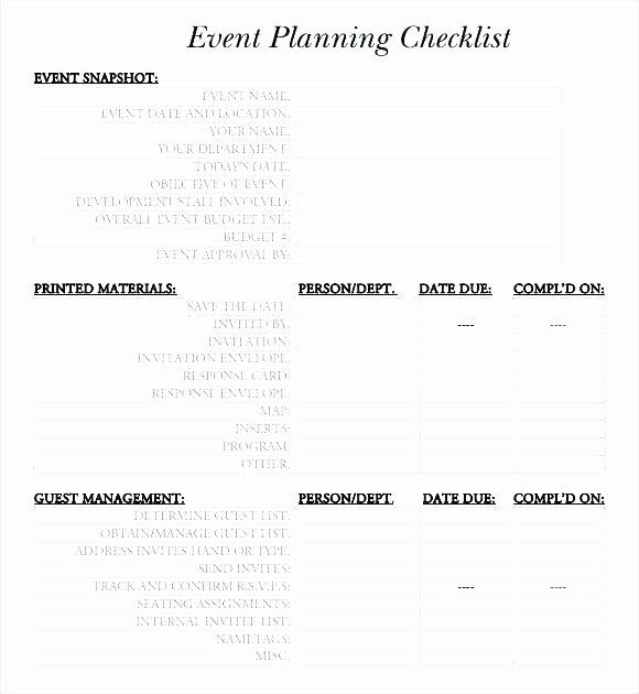 Fundraising event Planning Template Fresh Fundraising event Planning Template Awesome School
