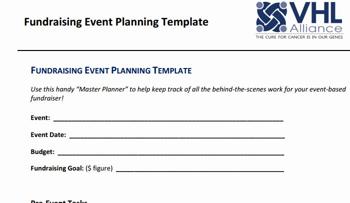 Fundraising event Planning Template Luxury 5 Fundraising Flyer Templates