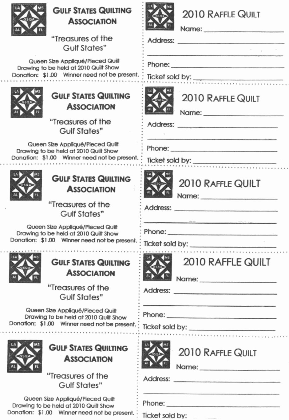 Fundraising Ticket Template Free Lovely 7 Raffle Ticket Templates Word Excel Pdf formats