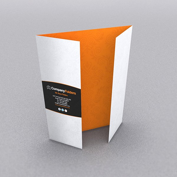 Gate Fold Brochure Template Awesome 9 Stylish Folder & Brochure Folds for Print Designers