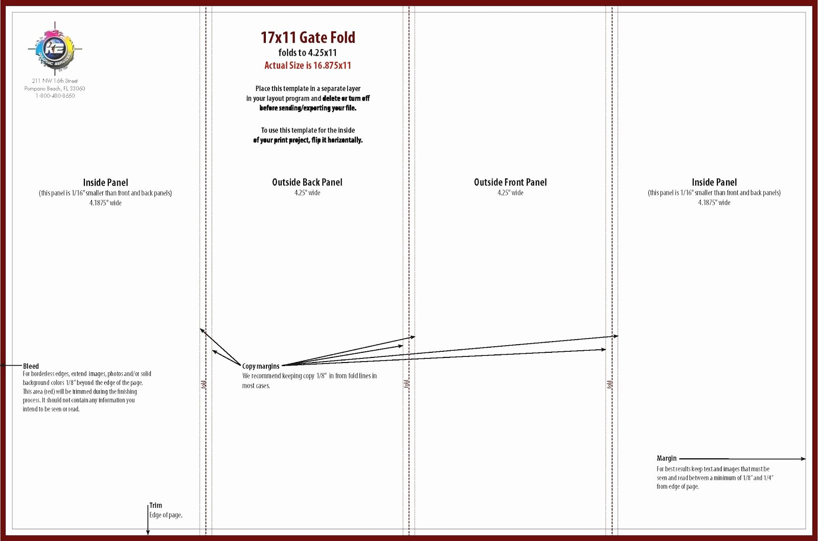 Gate Fold Brochure Template Beautiful Brochure Template Category Page 11 Efoza
