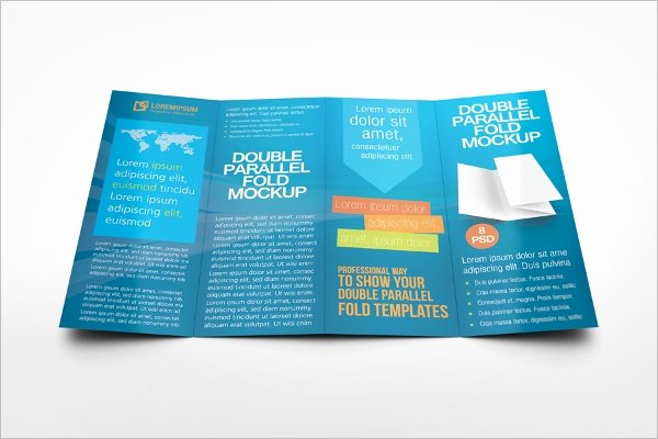 Gate Fold Brochure Template Unique 21 Gate Fold Brochure Mockups