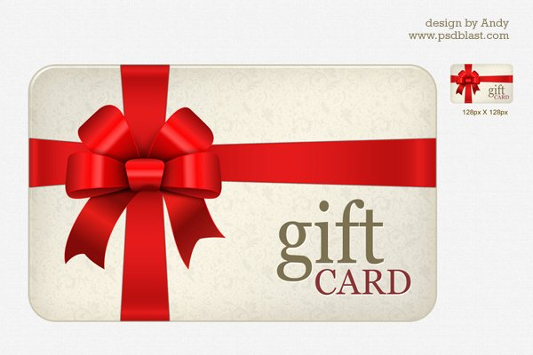 Gift Card Template Psd Awesome High Resolution Gift Card Psd