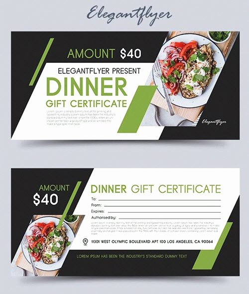 Gift Card Template Psd Fresh 40 Premium and Free Print Ready Gift Voucher Psd