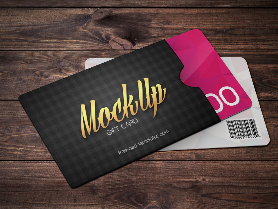 Gift Card Template Psd Inspirational Gift Card with Envelope Psd Mockup Mockup Love