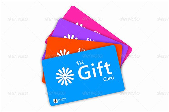 Gift Card Template Psd Lovely Gift Card Template 14 Free Sample Example format