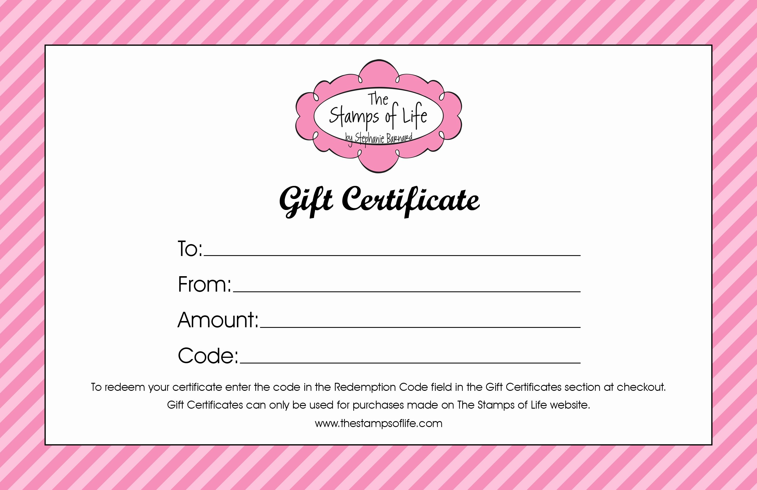 Gift Certificate Template Word Free Awesome 21 Free Free Gift Certificate Templates Word Excel formats