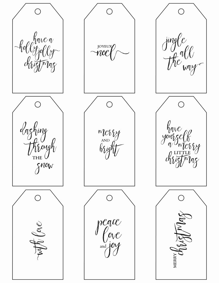 Gift Tag Template Microsoft Word Awesome Free Printable Gift Tags Templates Printable 360 Degree