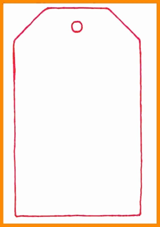 Gift Tag Template Word Awesome Template for T Tags In Word – Danielmelofo