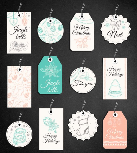 Gift Tag Template Word Best Of Gift Tag Template 27 Free Printable Vector Eps Psd