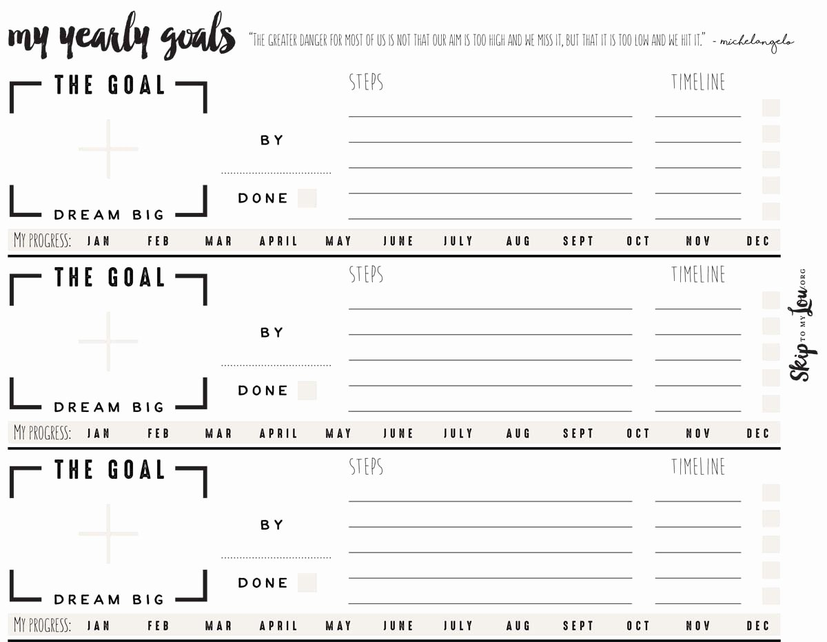 Goal Setting Worksheet Template Beautiful Free Goal Setting Worksheets