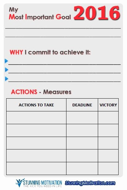 Goal Setting Worksheet Template Fresh 11 Effective Goal Setting Templates for You