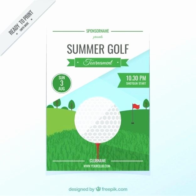 Golf Scramble Flyer Template Beautiful Golf Scramble Flyer Template – athoise