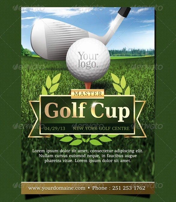 Golf Scramble Flyer Template Beautiful Golf Scramble Flyer Template Yourweek D2c345eca25e