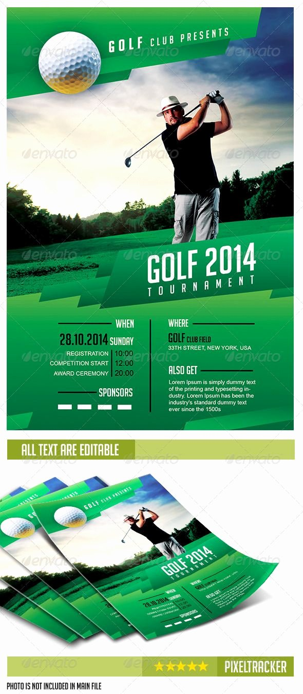 Golf Scramble Flyer Template Best Of Golf Scramble Flyer Template Yourweek D2c345eca25e