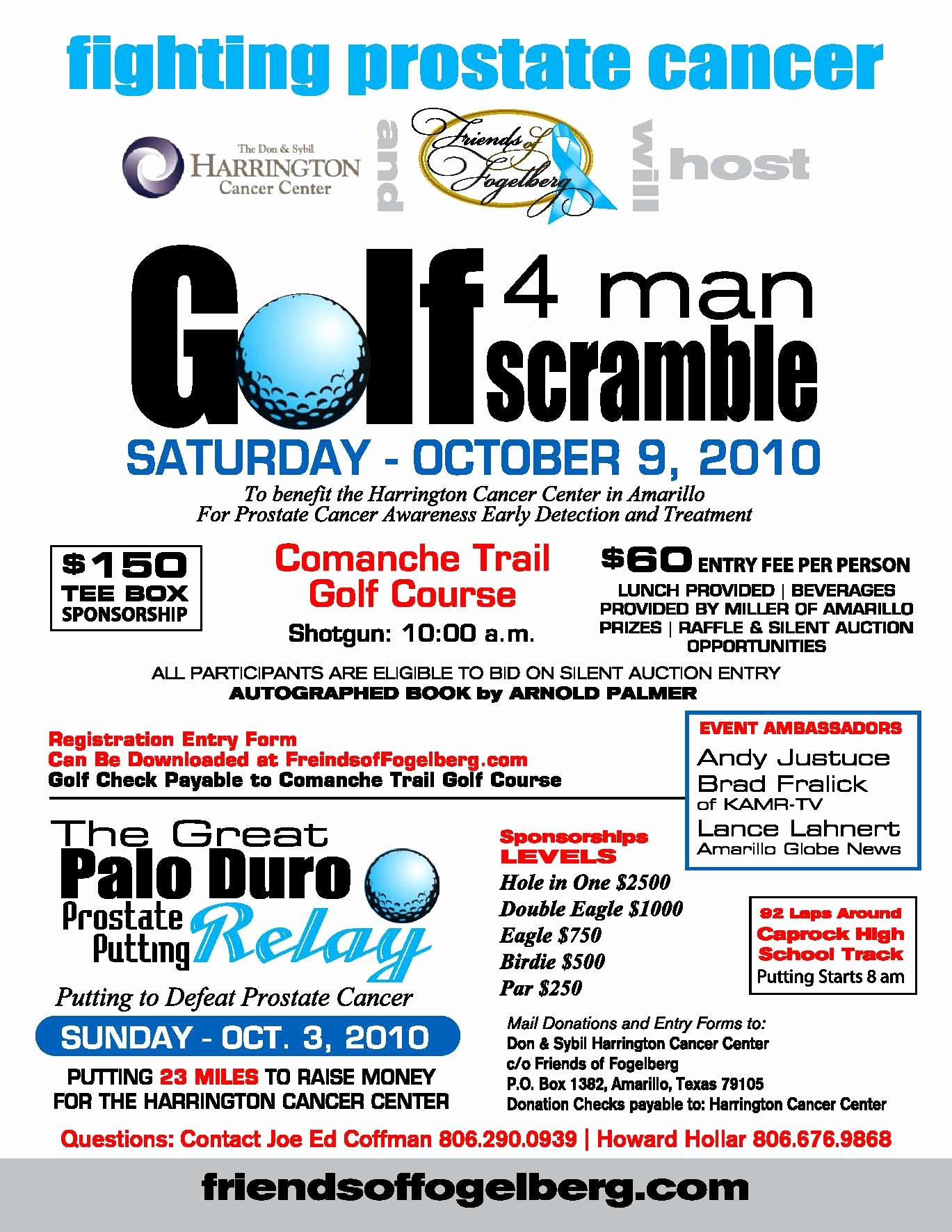 Golf Scramble Flyer Template Best Of Golf tournament