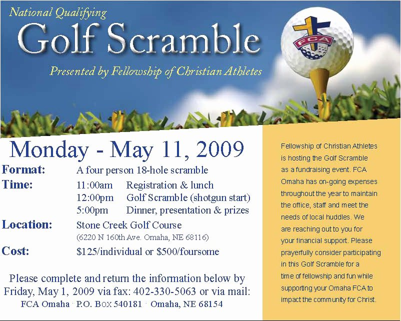 Golf Scramble Flyer Template Inspirational Index Of Cdn 5 2009 935