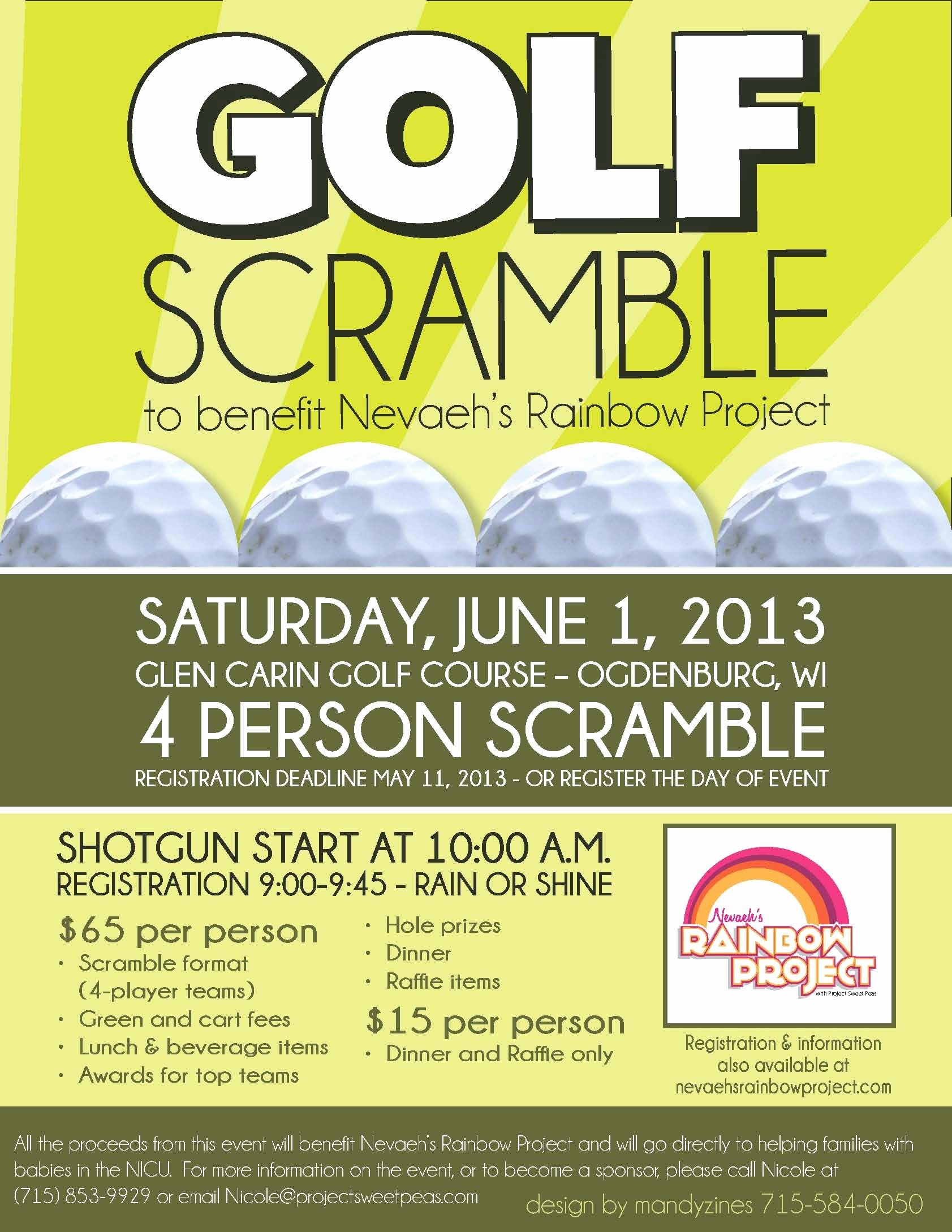 Golf Scramble Flyer Template Lovely Golf Outing Flyer Work Ideas Pinterest