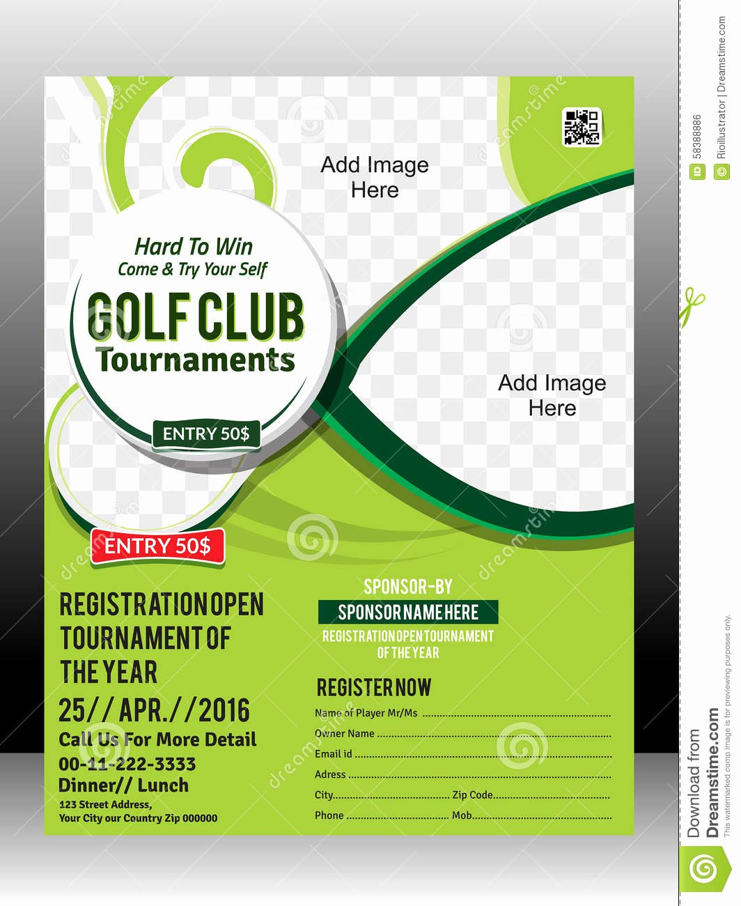 Golf Scramble Flyer Template Luxury Golf Scramble Flyer Template Yourweek D2c345eca25e