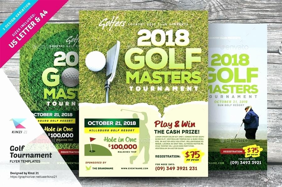 Golf Scramble Flyer Template Unique Golf Scramble Flyer Template – athoise