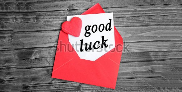 Good Luck Card Template Best Of 18 Good Luck Card Templates Psd Ai Eps