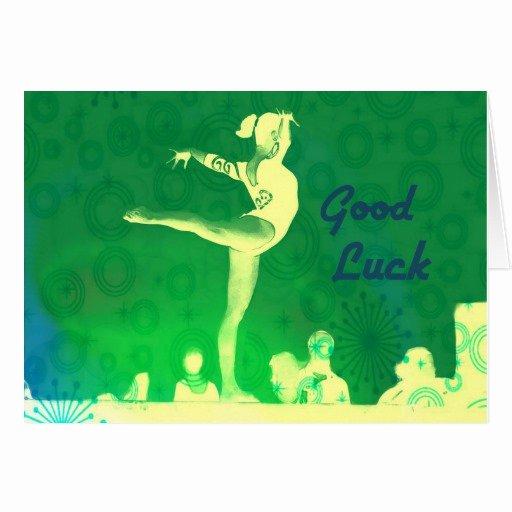Good Luck Card Template Luxury Good Luck Cards Good Luck Card Templates Postage