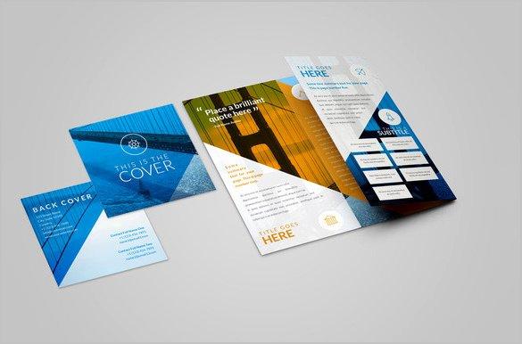 Google Brochure Template Free Awesome 10 Fabulous Google Brochure Templates Free Download