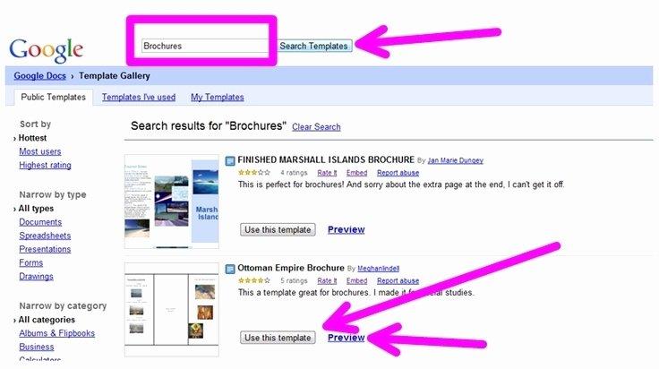 Google Brochure Template Free Beautiful Brochure Templates Google Docs Beepmunk