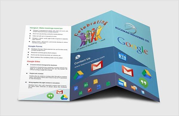 Google Brochure Template Free Inspirational 17 Fabulous Google Brochure Templates Psd Ai Indesign