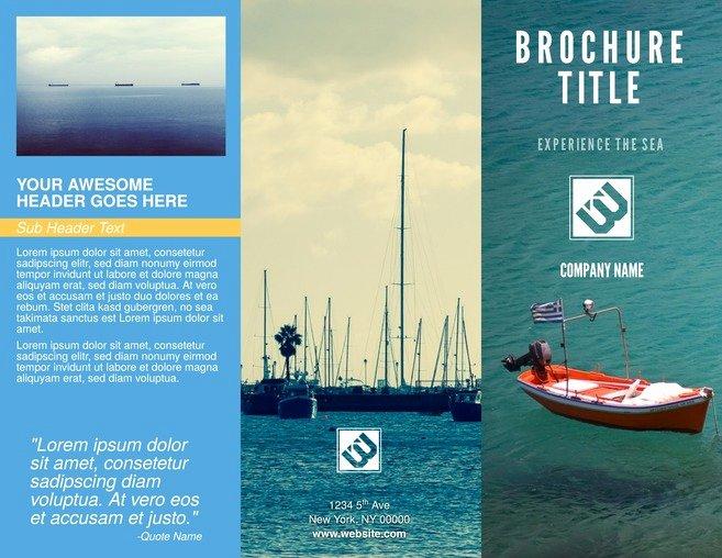 Google Brochure Template Free Inspirational Google Docs Tri Fold Brochure Template Free Brochure