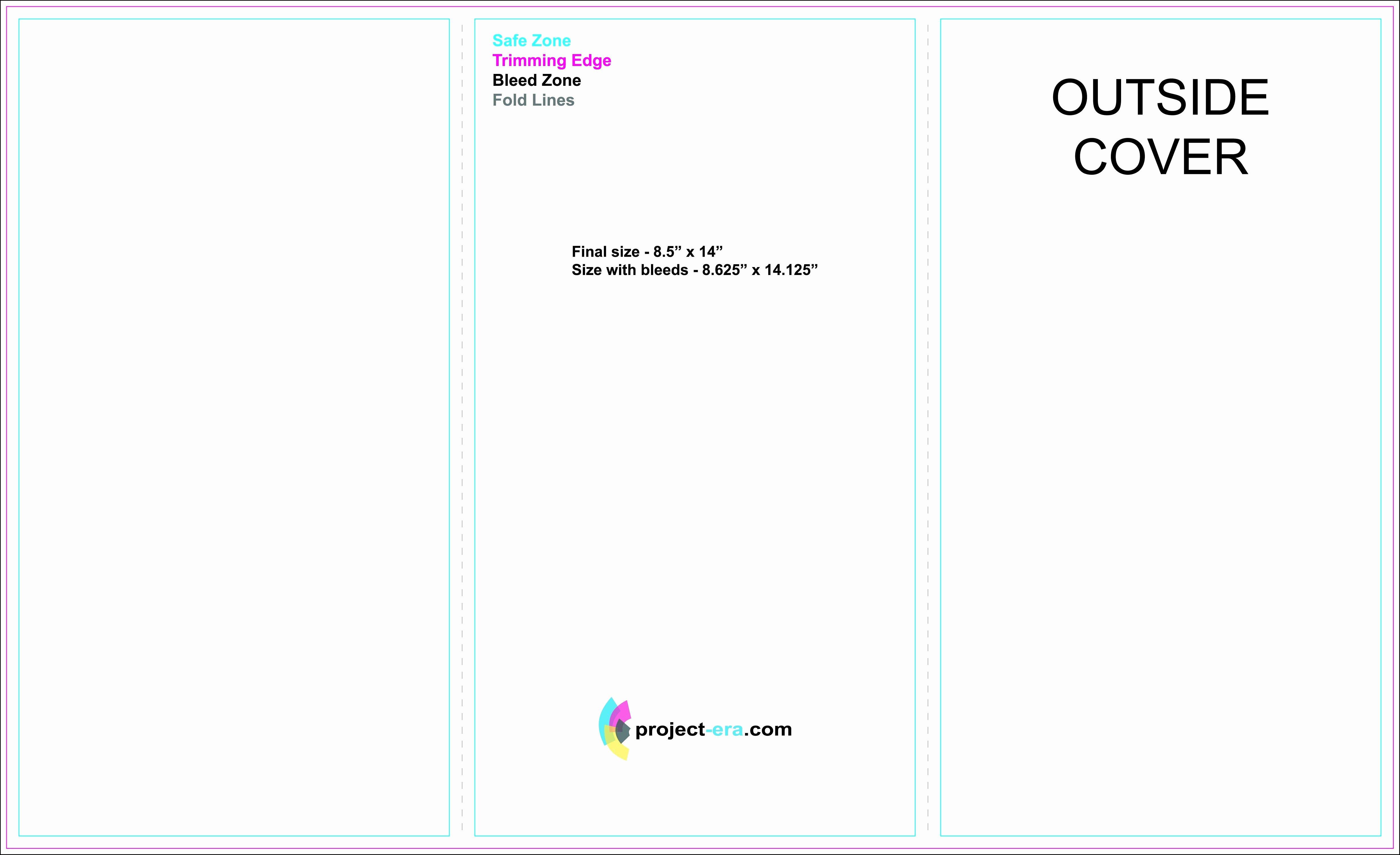 Google Brochure Template Free Luxury 3 Panel Brochure Template Google Docs sokobanjs