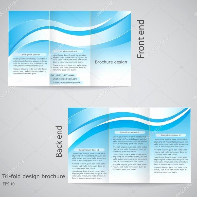 Google Brochure Template Free New Google Drive Brochure Template