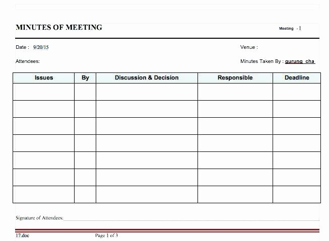 Google Docs Meeting Minutes Template Lovely Minute Meeting Definition Minute Makes Meetings Easy