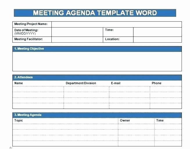 Google Docs Meeting Minutes Template Luxury Google Docs Agenda Template Excel Templates that Will