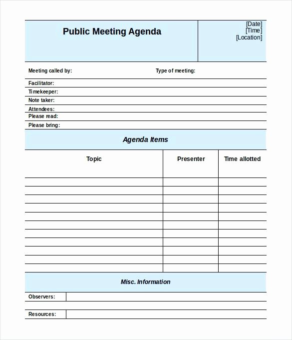 Google Docs Meeting Minutes Template Luxury Minutes Example Templates Business Meeting Agenda Project