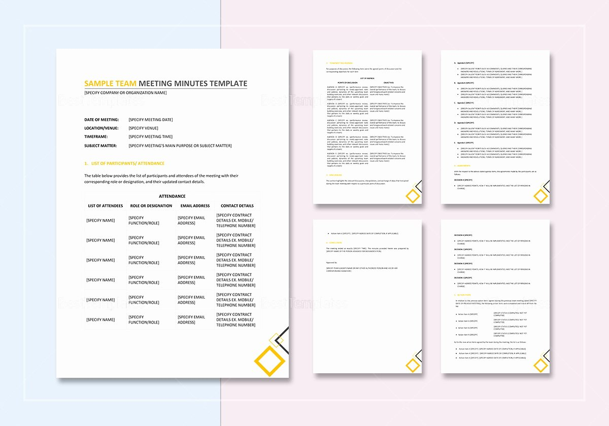 Google Docs Meeting Minutes Template Luxury Minutes Holders Meeting Template