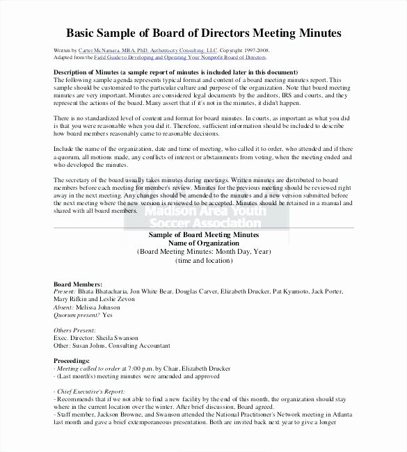 Google Docs Meeting Minutes Template New Meeting Minutes Template Doc Report format Google Docs