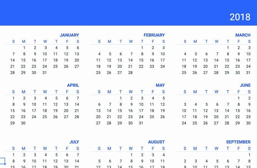 Google Sheets Schedule Template Luxury 20 Free Google Sheets Business Templates to Use In 2018