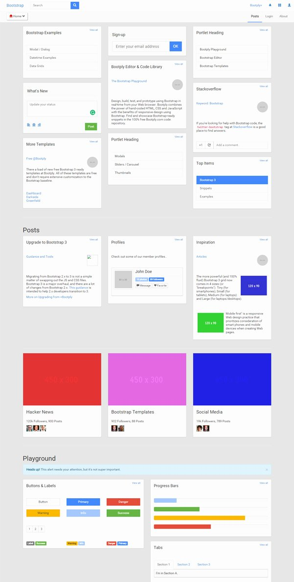 Google Web Page Template Awesome 30 Bootstrap Website Templates Free Download
