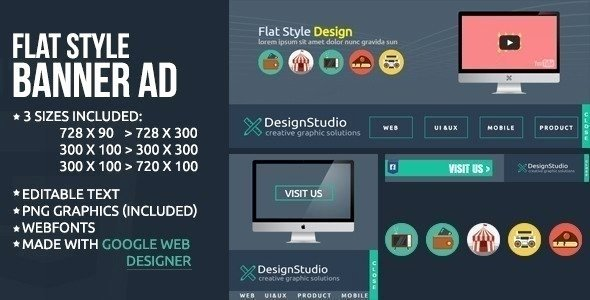 Google Web Page Template Awesome Google Web Designer Templates
