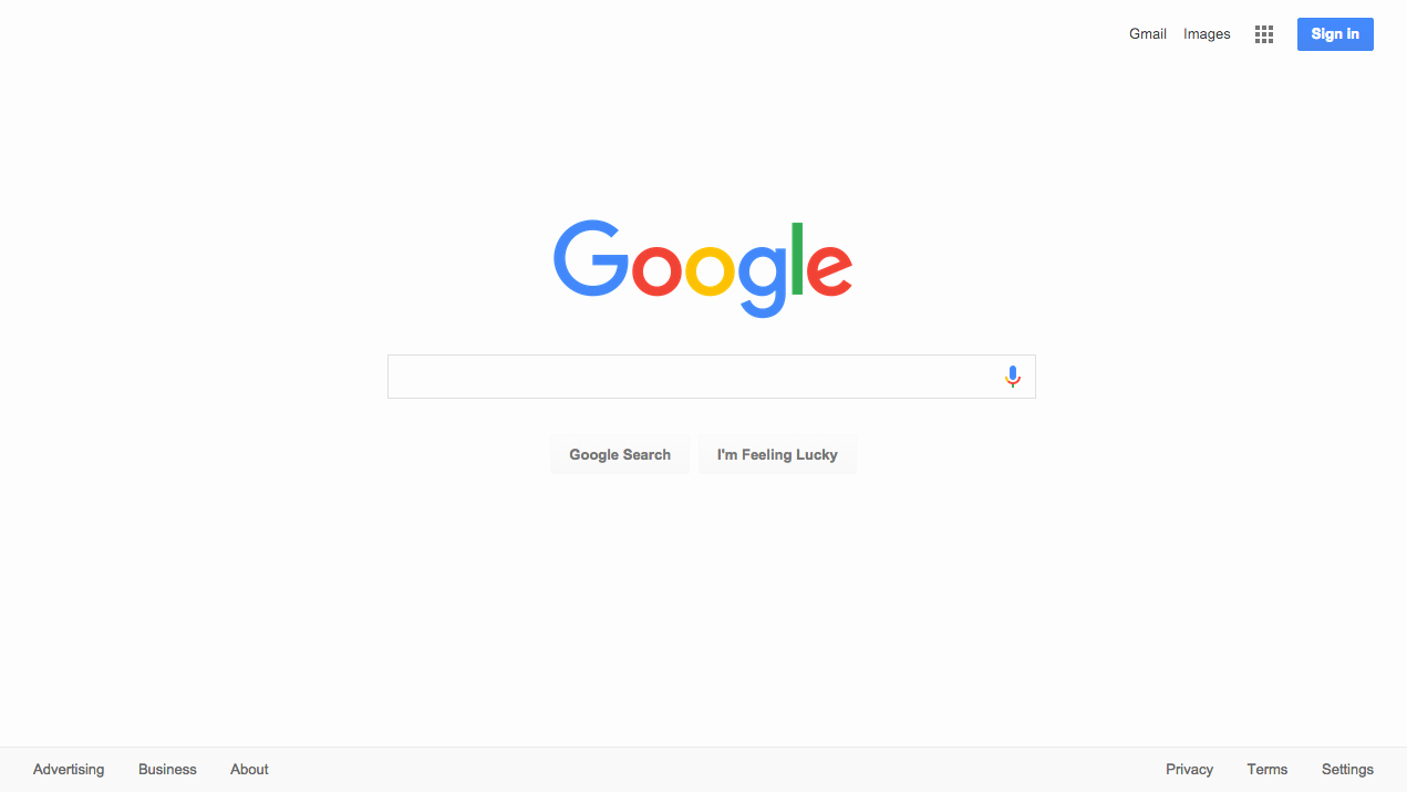 Google Web Page Template Lovely Google Testing New Search Design