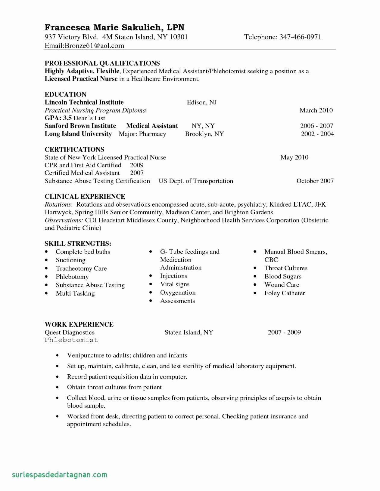 Graduate Nurse Resume Template Free Luxury New Graduate Nurse Resume Tag 45 Extraordinary New