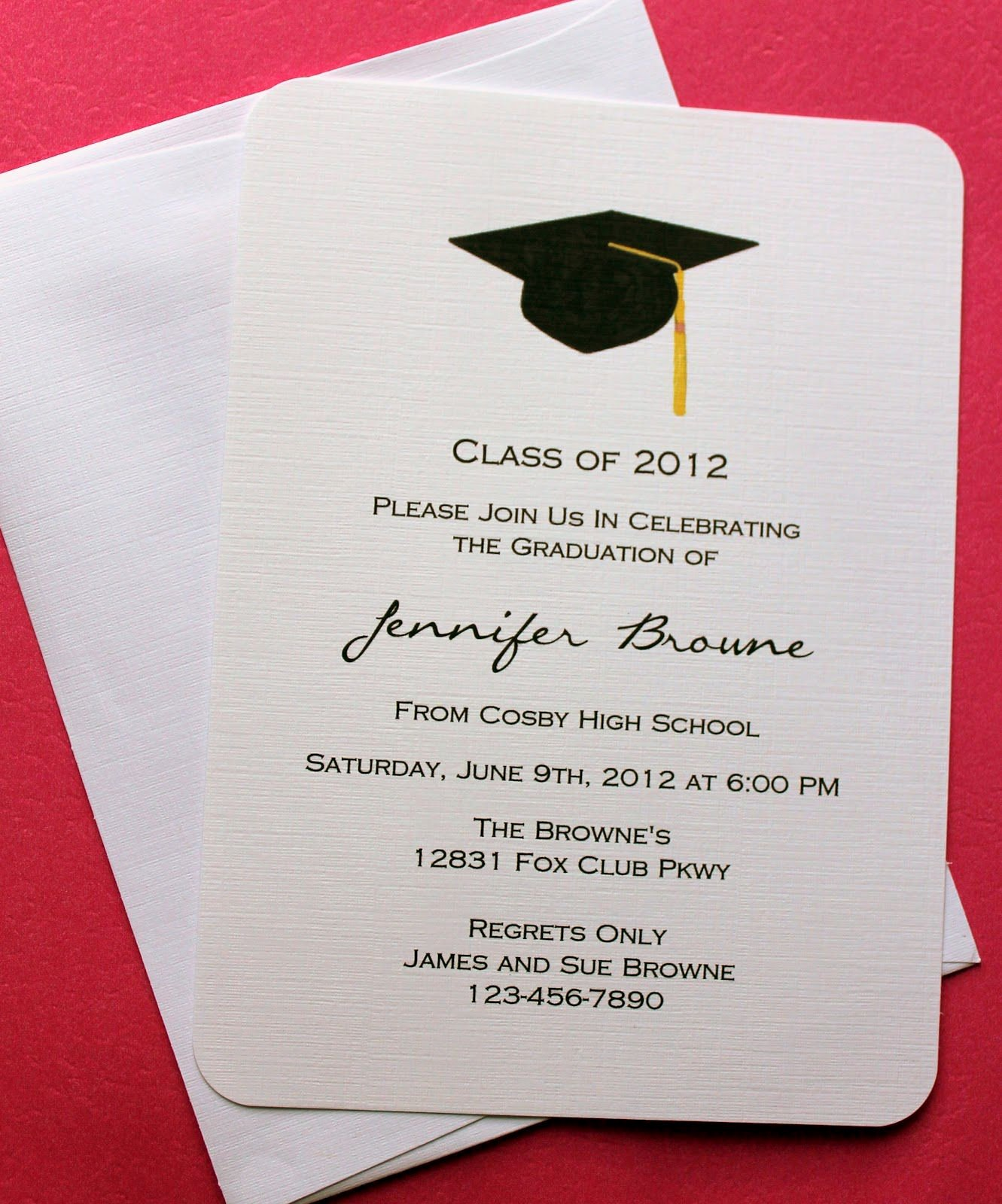 Graduation Invitation Card Template Beautiful Graduation Invitation Template Graduation Invitation