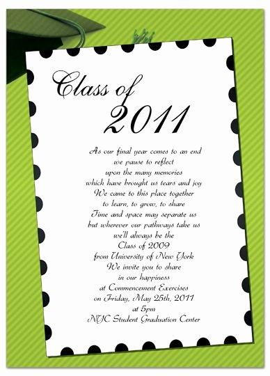 Graduation Invitation Card Template Unique Free Invitation Templates for Word